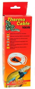 Cable calefactor para reptiles y pogonas